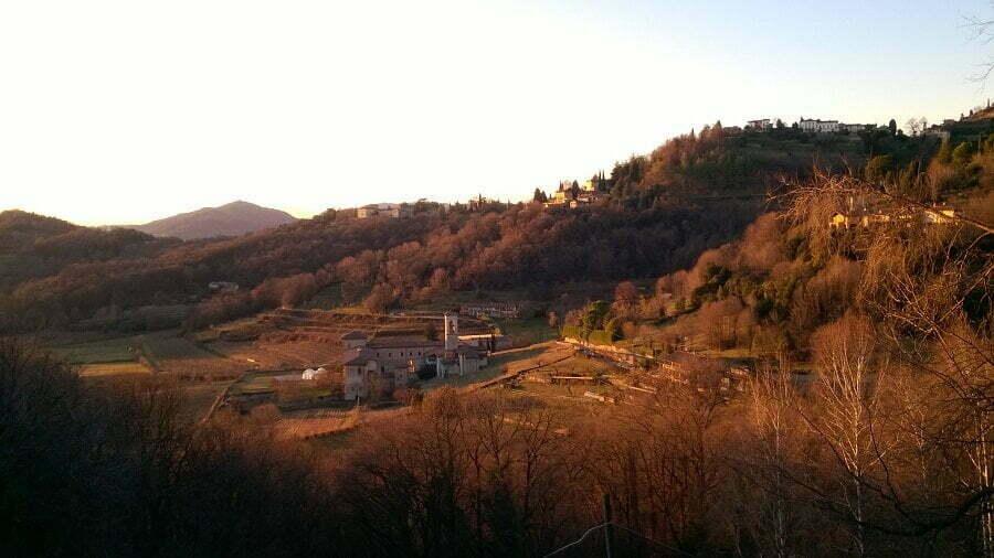 Bergamo romantica